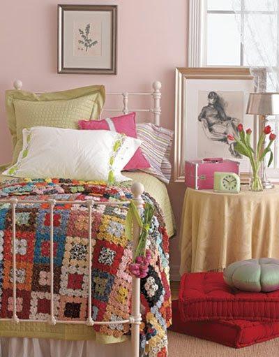 las dos ideas son perfectas para ambientar la habitacin de las nias y jvenes de la casa en los dos dormitorios juveniles se han utilizado los mismos