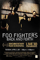 Foo Fighters: Back and Forth, de James Moll