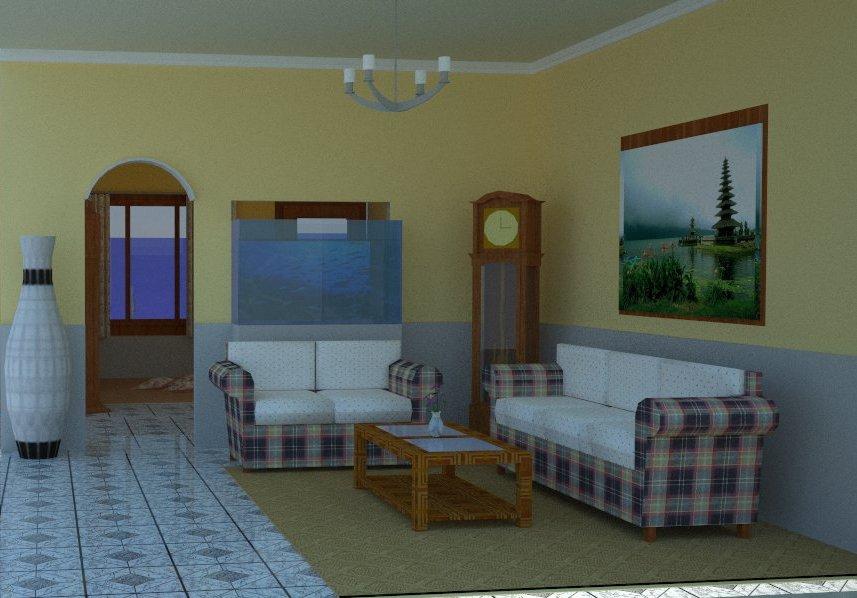 interior design belajar mendesain rumah sederhana