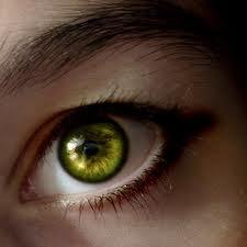 mata menggunakan softlens