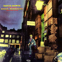 The Top 50 Greatest Albums Ever (according to me) 09. David Bowie - The Rise and Fall of Ziggy Stardust and the Spiders from Mars
