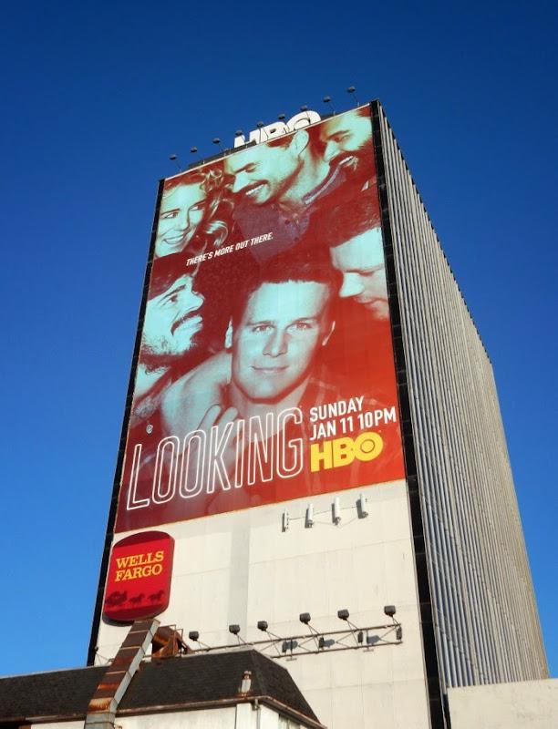 Giant Looking season 2 HBO billboard