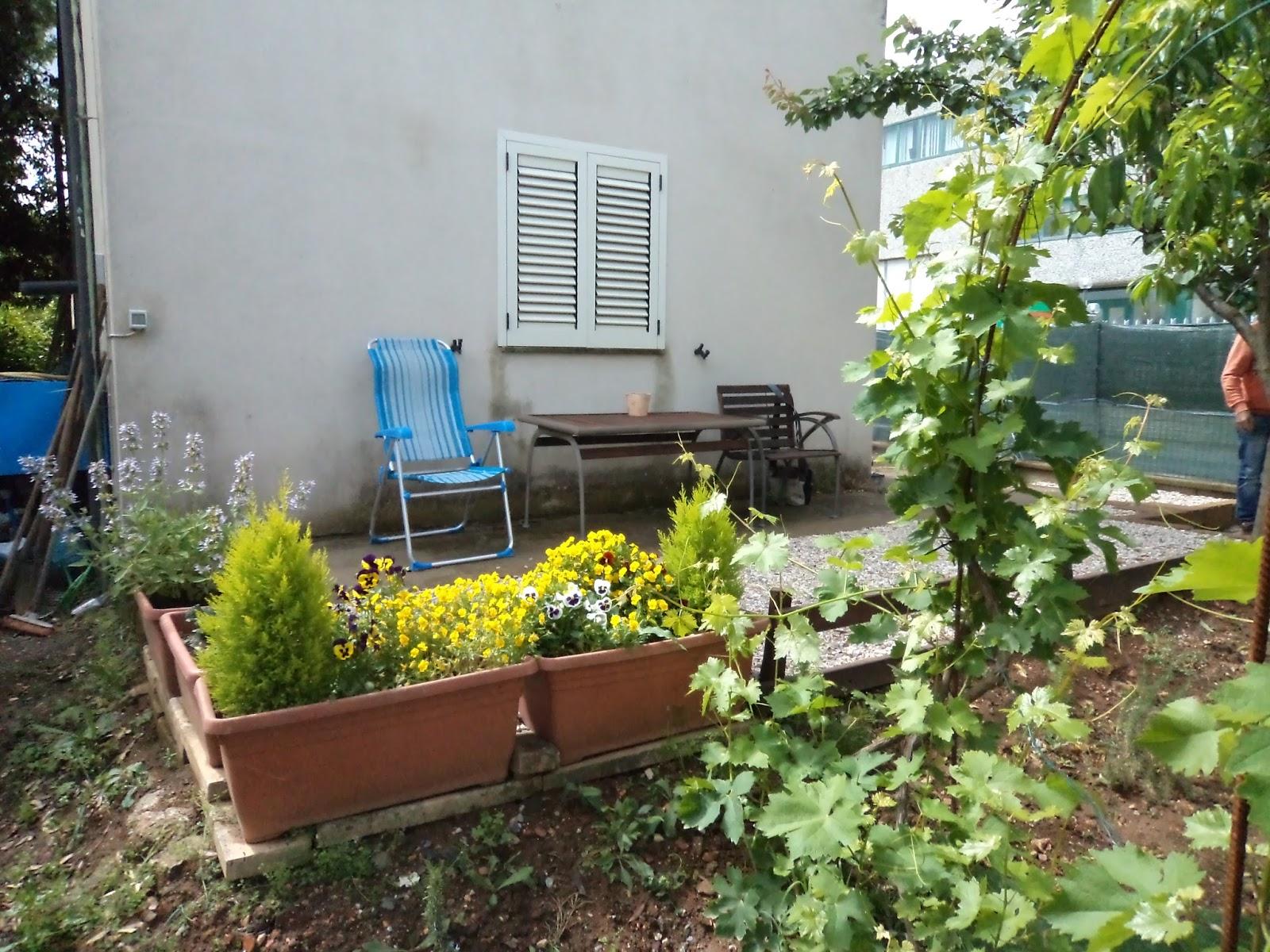 I giardini di carlo e letizia 2015 for Orto giardino