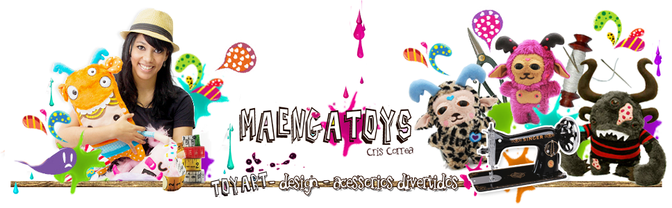 Toy Art - Maenga Toys