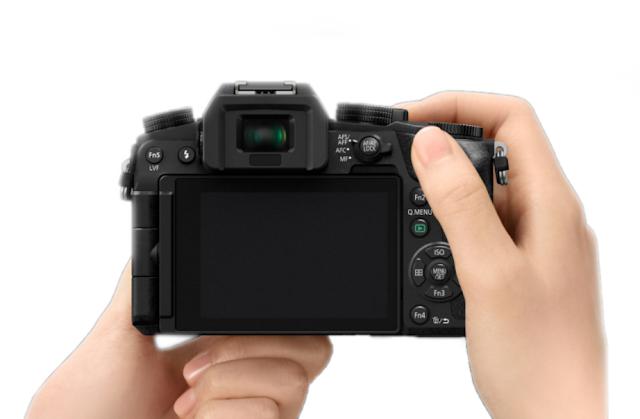 Lumix G7 da Panasonic eleita Câmara Europeia de foto e vídeo 2015-2016