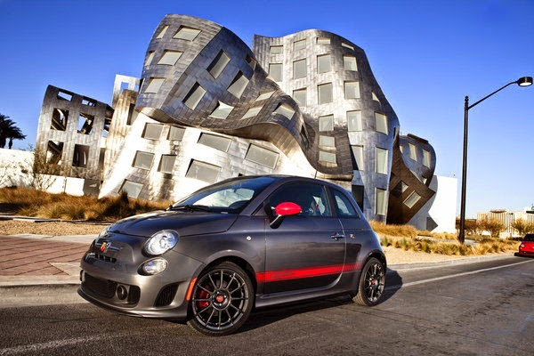 2015 New FIAT 500 Abarth Concept Review