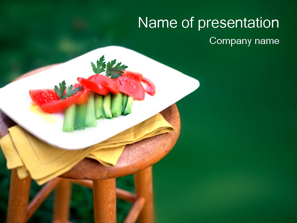 Food Powerpoint Template 5