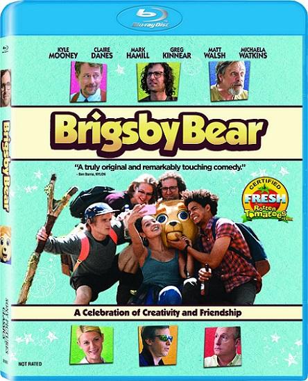 Brigsby Bear (2017) 720p y 1080p BDRip mkv Dual Audio AC3 5.1 ch