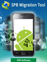 SPB Migration Tool eases switching to Android smartphone