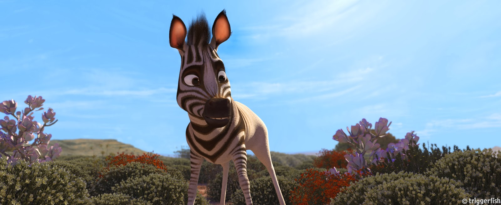 Movie review, trailer and rating of Khumba