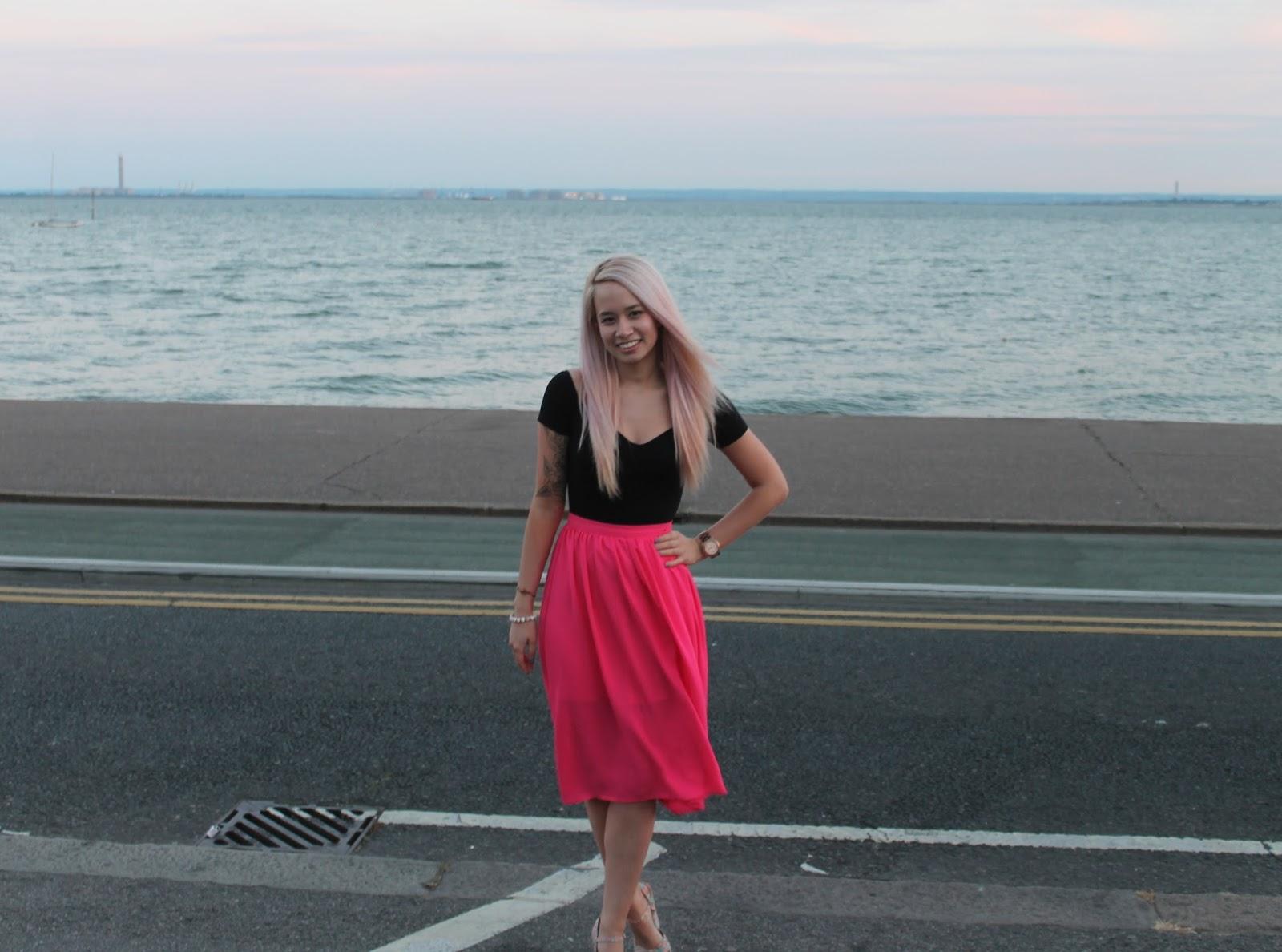 Primark Midi Skirt
