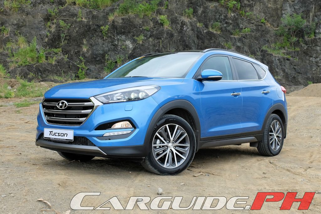 First Drive 2016 Hyundai Tucson Gls Philippine Car News