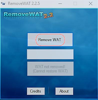 REMOVEWAT 2.2 PARA WINDOWS 7