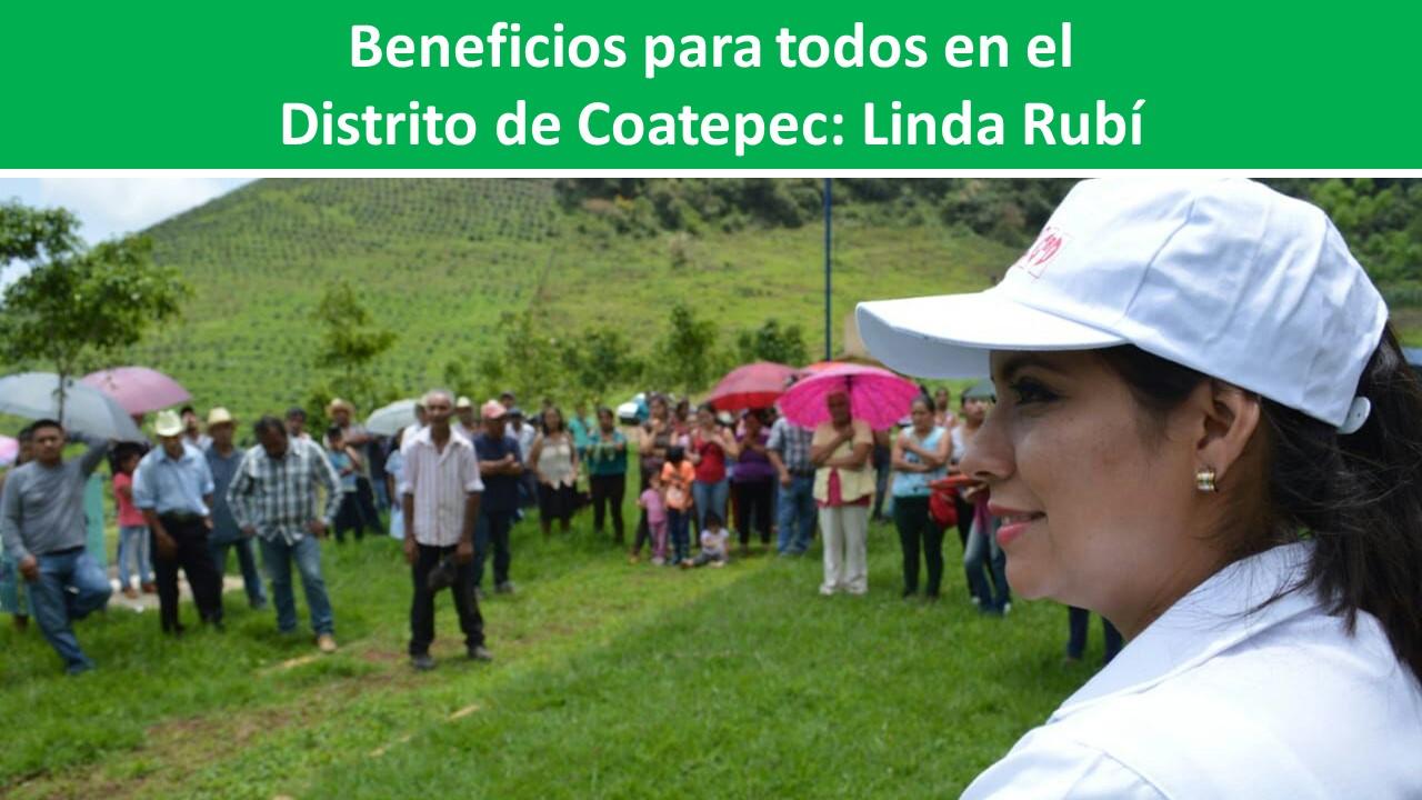 Distrito de Coatepec: Linda Rubí