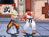 Jogo de Luta Mugen Street Fighter vs DragonBall Download