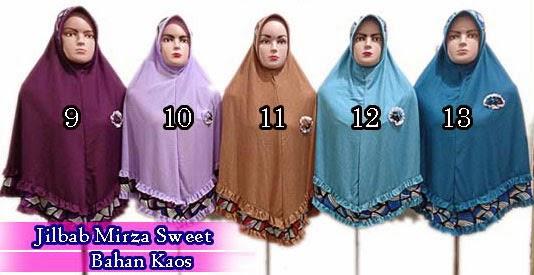 Grosir jilbab instan murah model terbaru