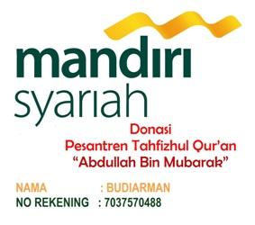 """Donasi """"Abdullah Bin Mubarak"""""""