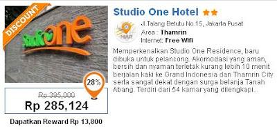 Berikut Adalah Hotel Murah Jakarta Daerah Thamrin