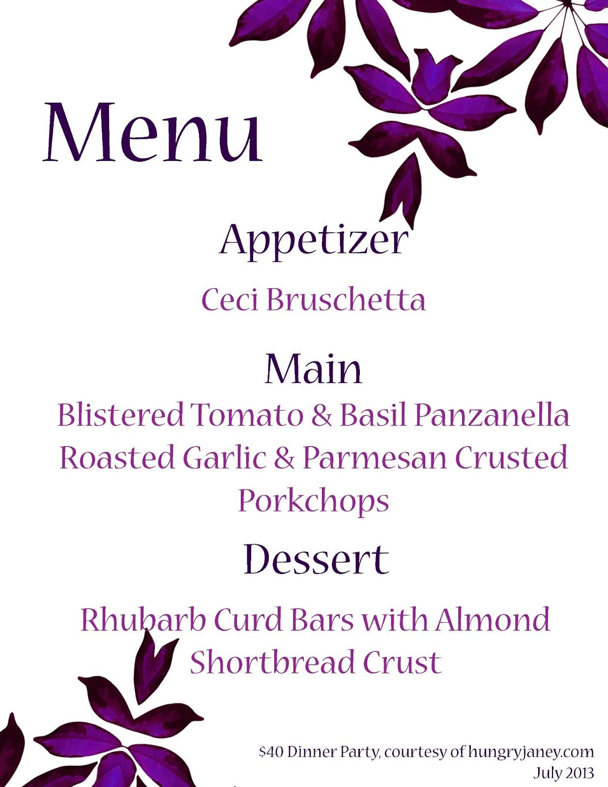 Simple Dinner Party Menu Ideas Part - 36: Simple Dinner Party Menu For 8 Part - 32: Simple Dinner Party Menu Www  Galleryhip
