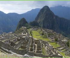 Machu Picchu, Perú.
