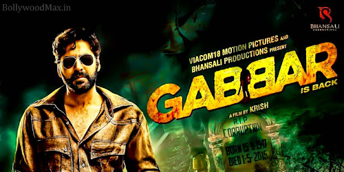 Gabbar Is Back Songs Lyrics & Videos