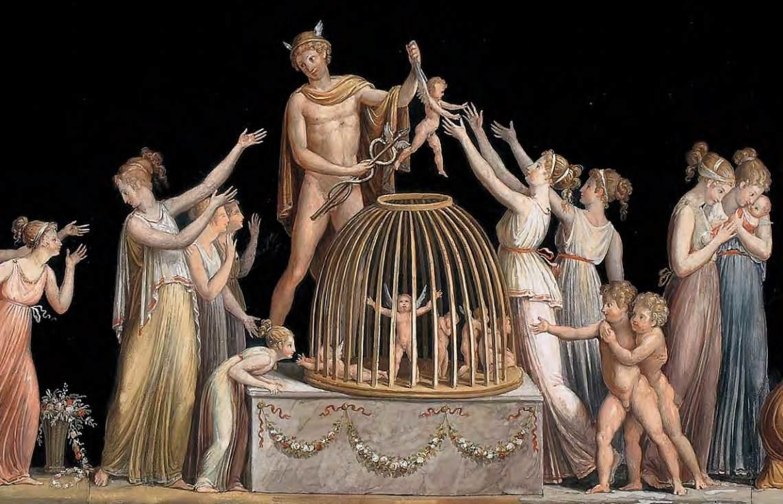 Mercato degli amori (Canova 1799)