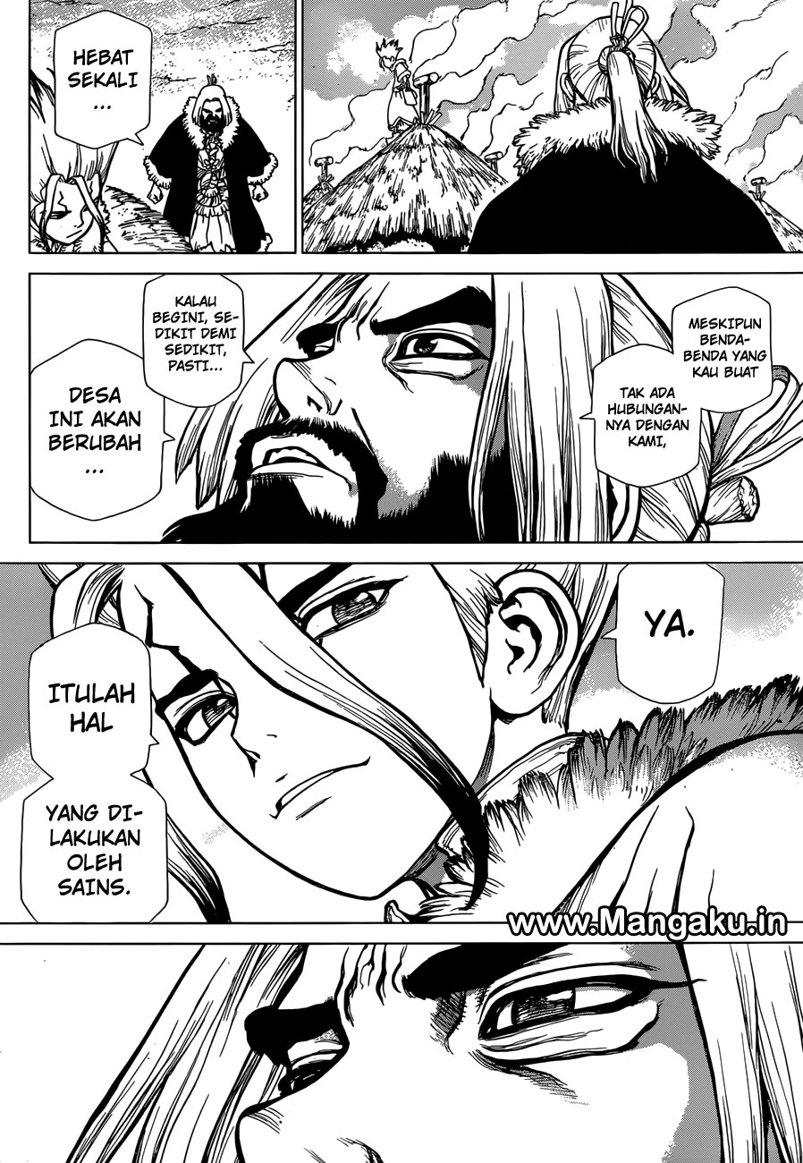 Dr. Stone Chapter 58-14