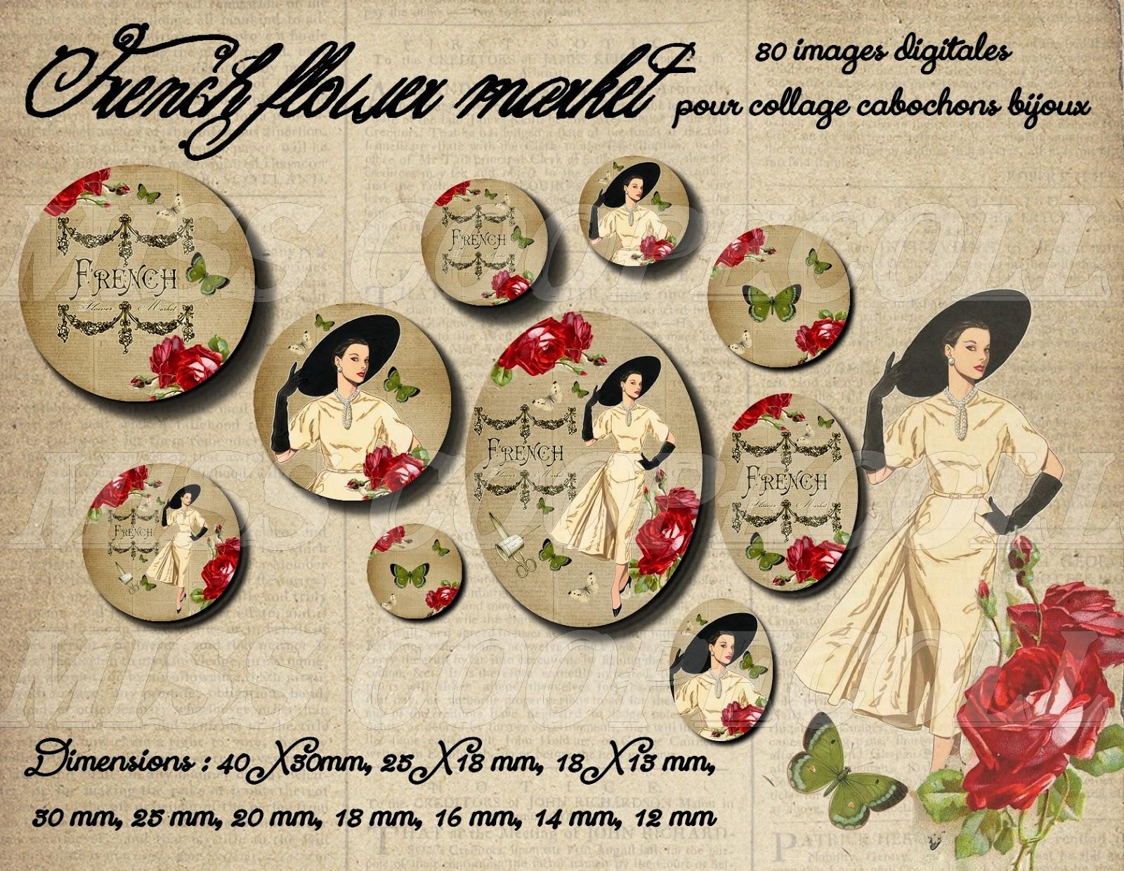 Frais Image Gratuite A Imprimer Pour Cabochon