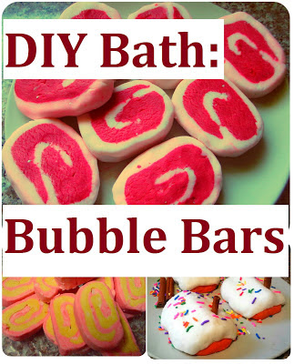Maria sself chekmarev diy bubble bars recipe how to make for Cheap home stuff