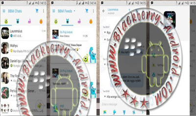 BBM2 Mod Terbaru Tema Monster Inc v2.9.0.51 Apk Clone