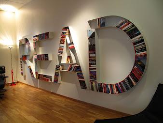#7 Bookshelf Design Ideas