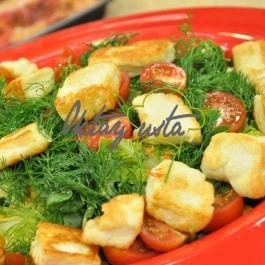 Antep Peynirli Semizotu Salatası Tarifi