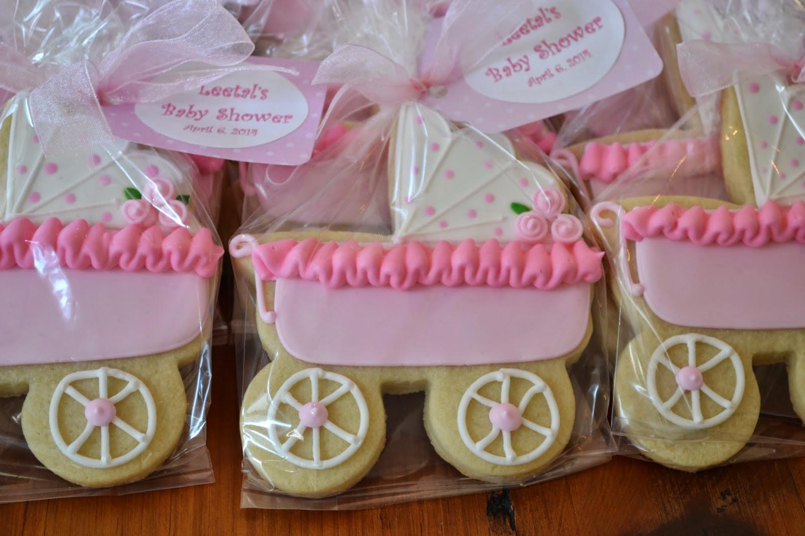 jackandy cookies: Baby Shower Favor Cookies