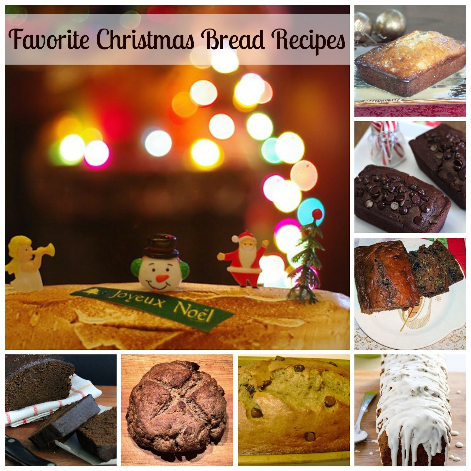 25 Favorite Christmas Bread Recipes