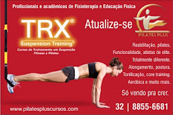 INOVE COM TRX - CURSO PILATES PLUS