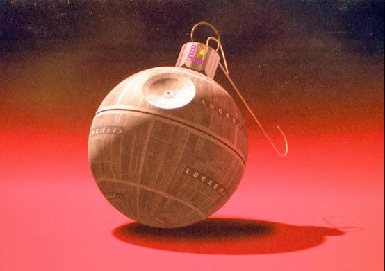 1995 Lucasarts Christmas Card