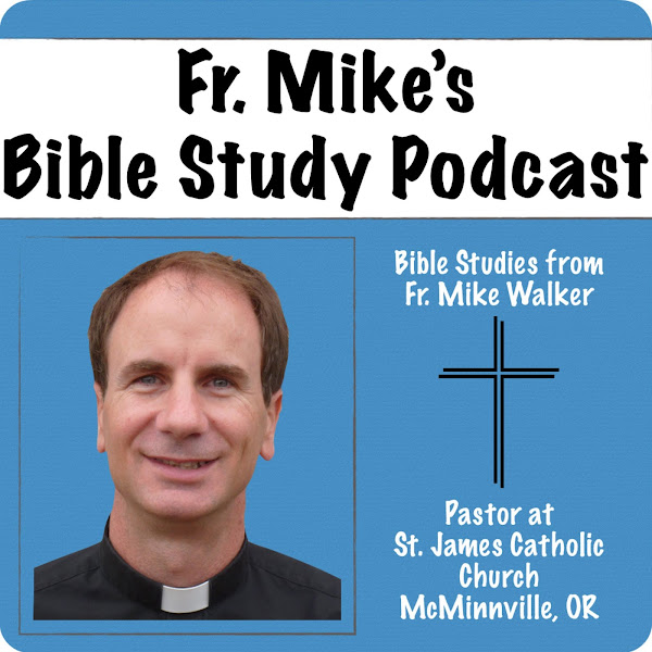 Fr. Mike's Bible Study Podcast