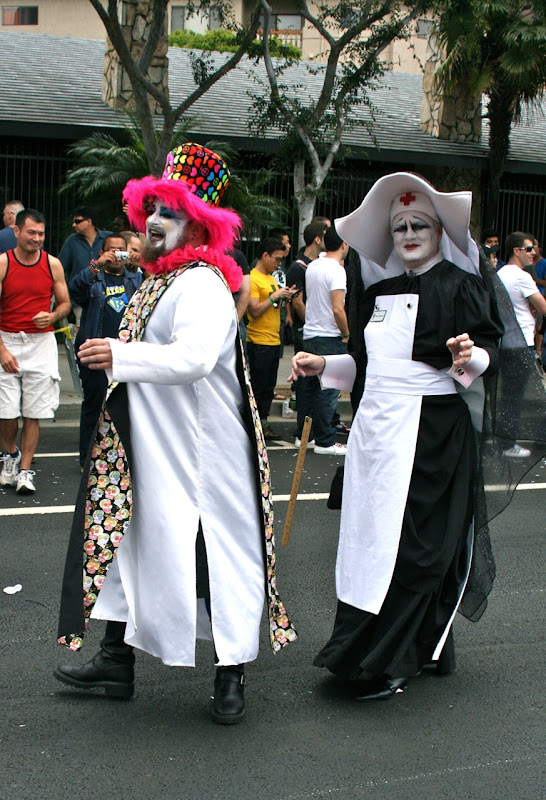 LA Sisters of Perpetual Indulgence