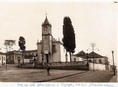 IGREJA DO ROSARIO EM 1931