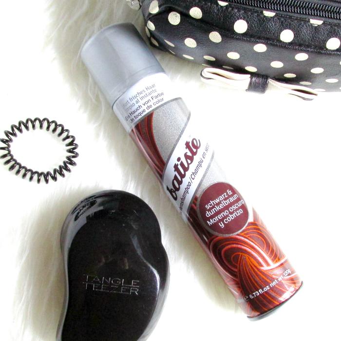 Batiste - Dry Shampoo Hint of Colour - dark & deep brown