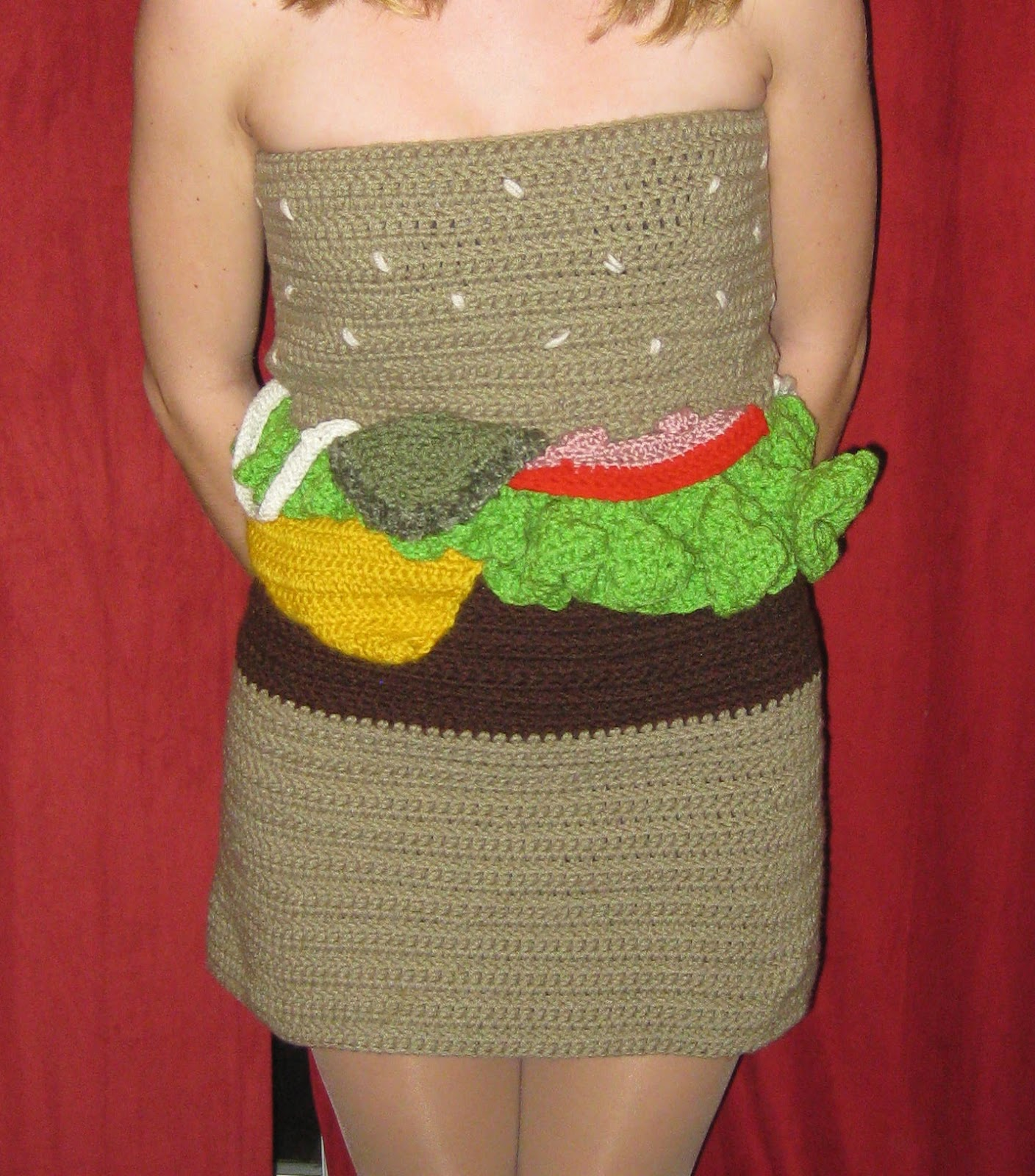 Three Years Of Crocheted Halloween Costumes Knit A Bit Crochet Away