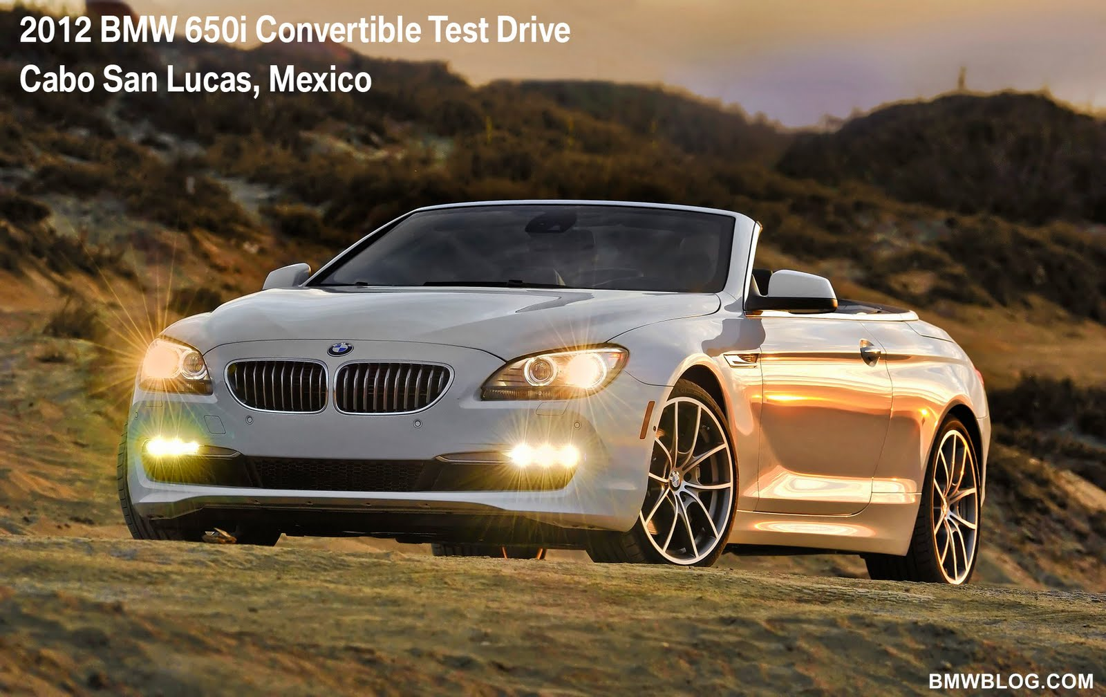 BMWCommunity: First Drive: 2012 BMW 650i Convertible – The Real ...