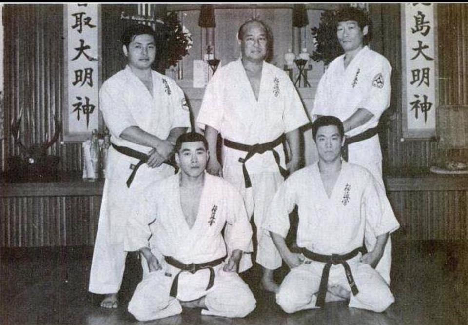 Sosai, Masutatsu Oyama