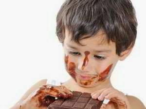Comer chocolate en los sueños
