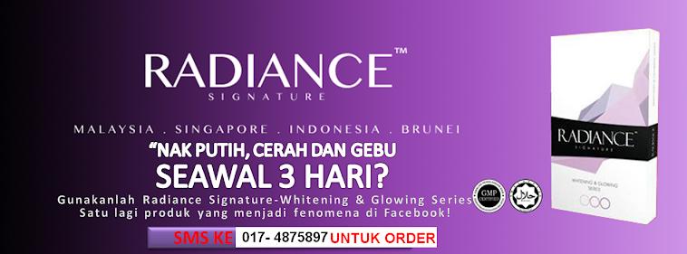 Seller Radiance Signature™  Malaysia