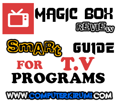 MagicBox App Review:Smart Guide For TV Programs