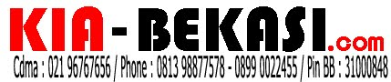 KIA MOBIL BEKASI Hub: Eko P.J Phone.021.9676 7656/0813 9887 7578/0899 0022 455 Pin BB 31000848.