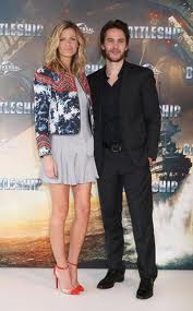 Taylor Kitsch And His Girlfriend 2012