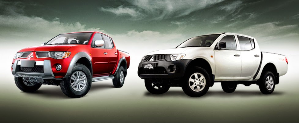 Harga All New Mitsubishi Strada Triton