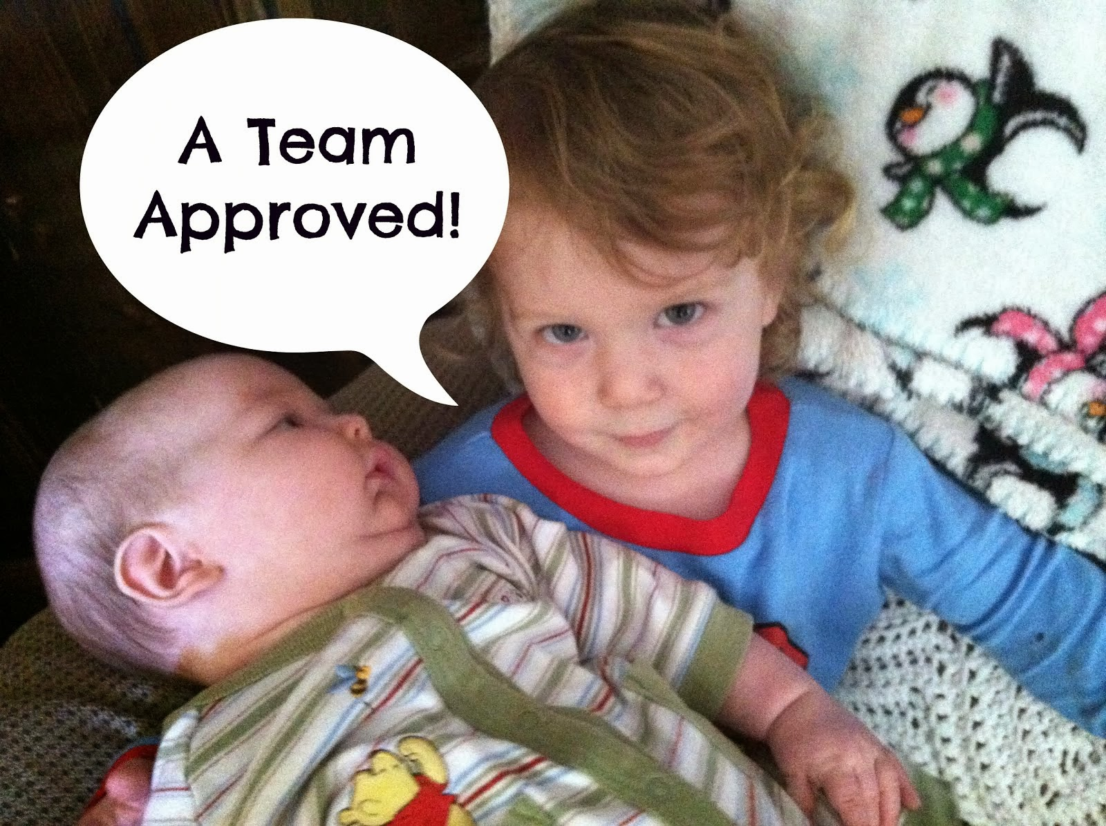 A Team Approved!